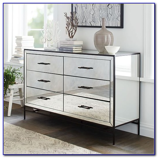 Mirrored Nightstands And Chests