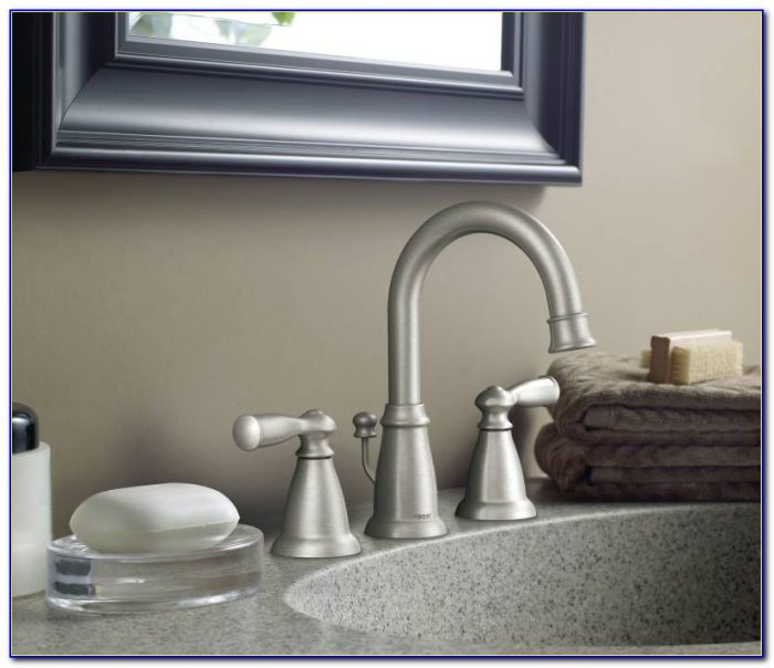 Moen Banbury Bathroom Faucet Installation Instructions