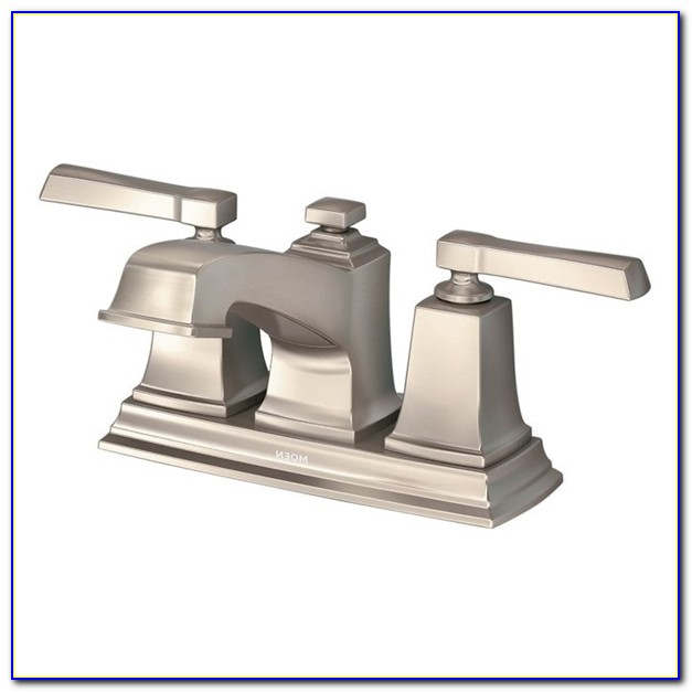 Moen Boardwalk Bathroom Faucet Installation