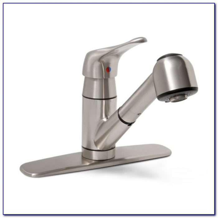 Moen Kitchen Faucet Single Handle Diagram