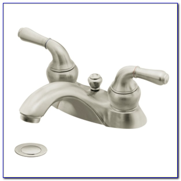 Moen Monticello Bathroom Faucet Installation