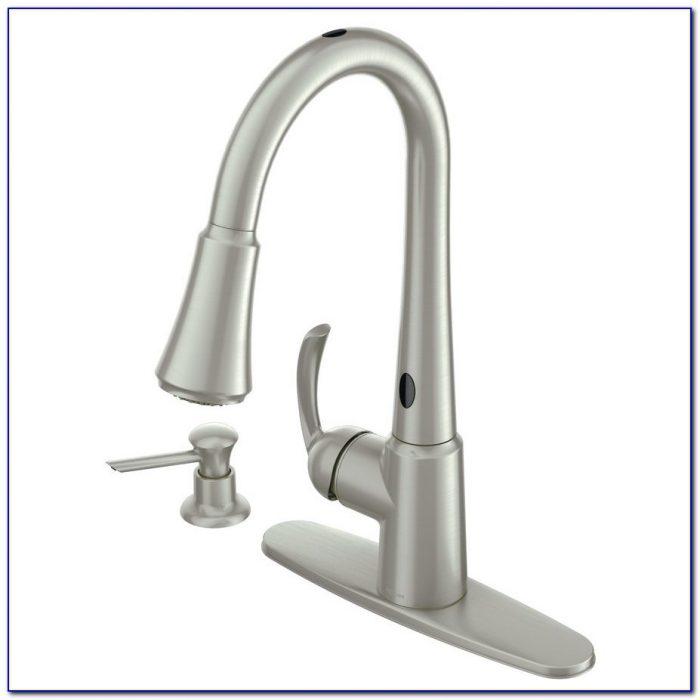 Moen Motionsense Hands Free Kitchen Faucet
