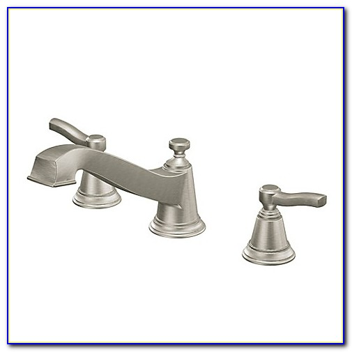 Moen Roman Tub Faucets Oil Rubbed Bronze