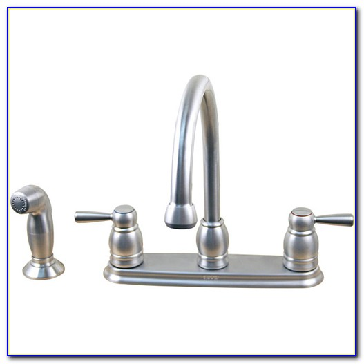 Moen Touch Control Kitchen Faucet