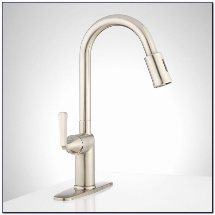 Moen Touchless Kitchen Faucet Awesome Kitchen Faucet Moen Motion Kitchen Faucet With Led Light Moen