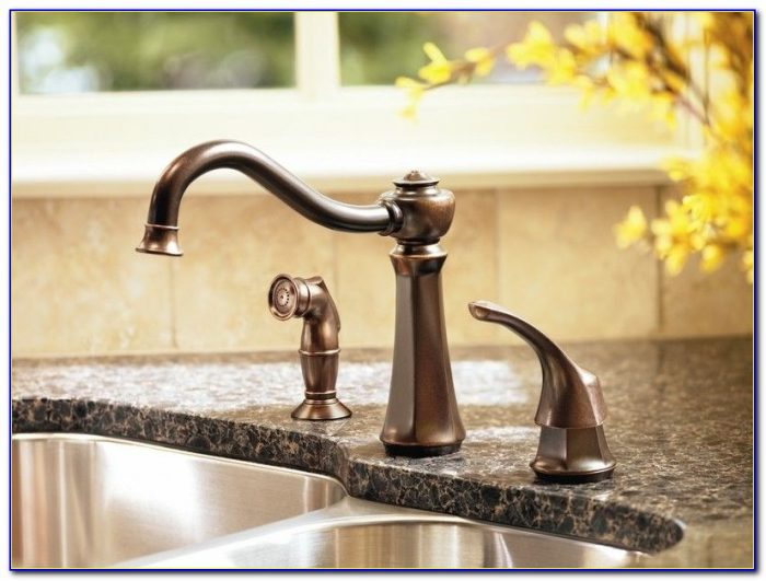 Moen Vestige Single Handle Kitchen Faucet