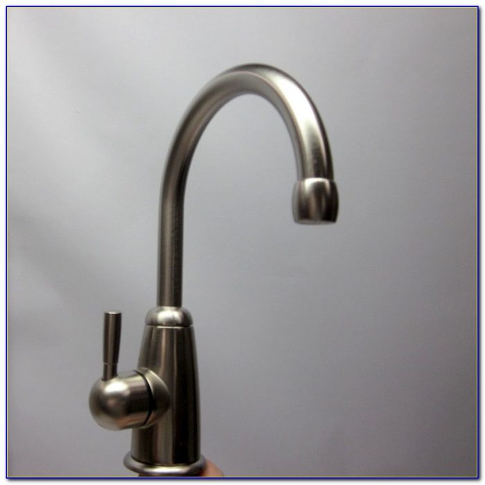 Moen Water Filter Faucet Brushed Nickel