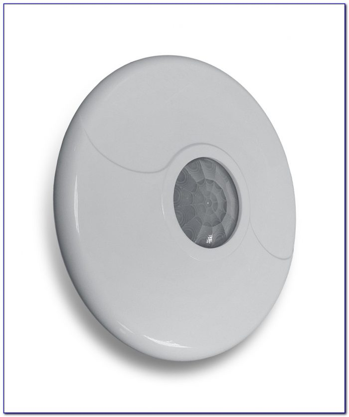 Motion Sensor Led Flush Mount Ceiling Light