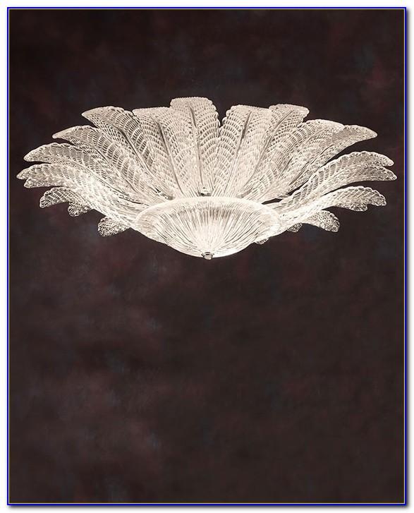 Murano Glass Ceiling Fixture