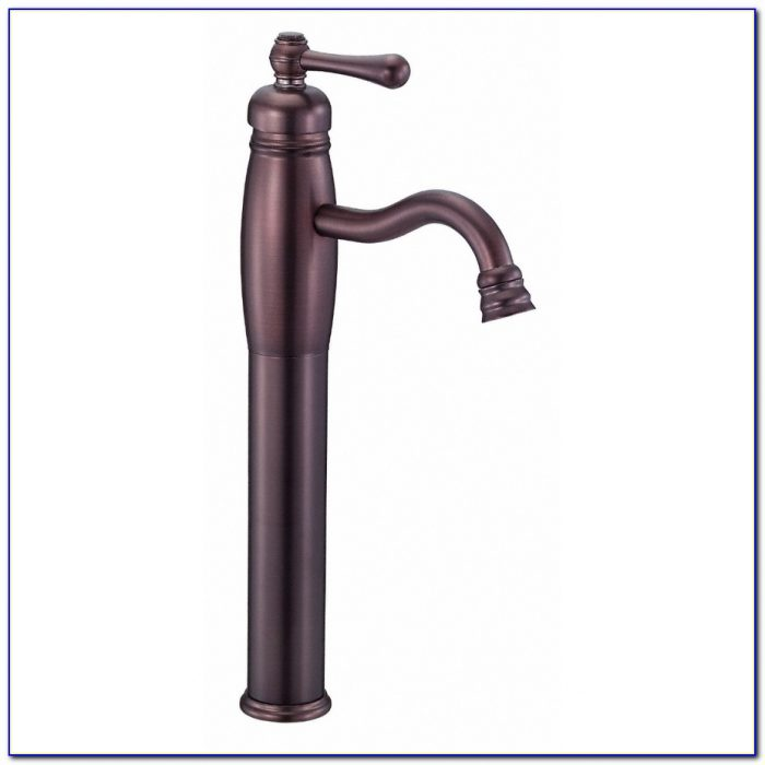 Oil Rubbed Bronze Bathroom Faucets For Vessel Sinks