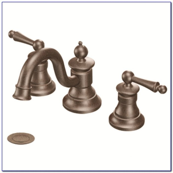 Oil Rubbed Bronze Lavatory Faucets