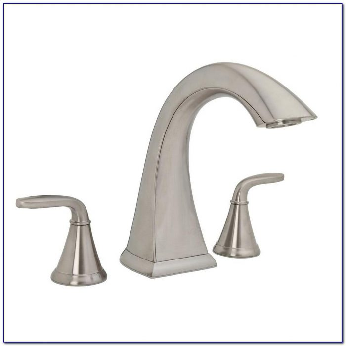 Pegasus Roman Tub Faucet Brushed Nickel