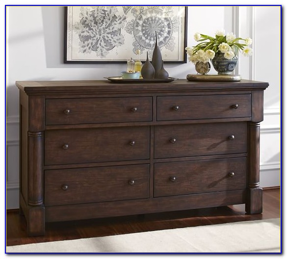 Pottery Barn Camp Extra Wide Dresser