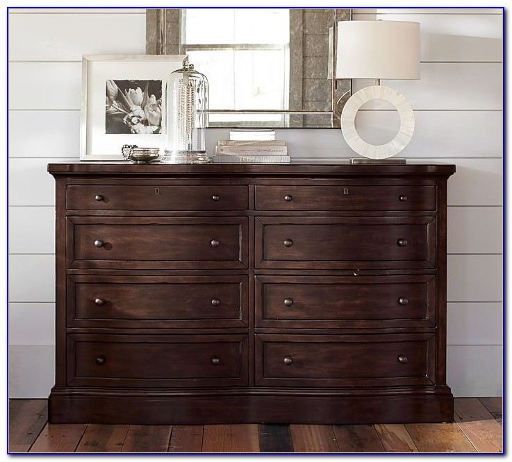 Pottery Barn Farmhouse Extra Wide Dresser
