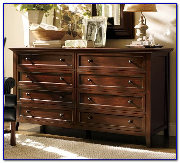 Pottery Barn Hudson Extra Wide Dresser