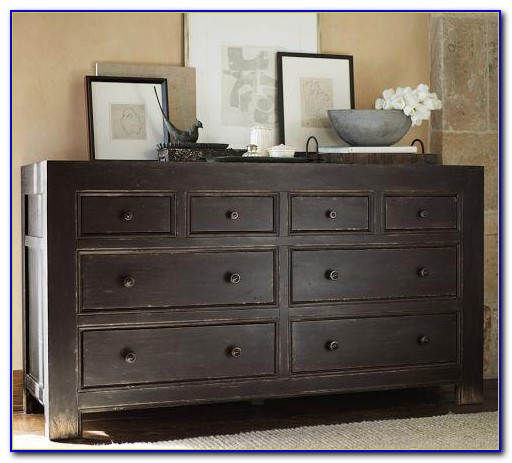 Pottery Barn Kendall Extra Wide Dresser