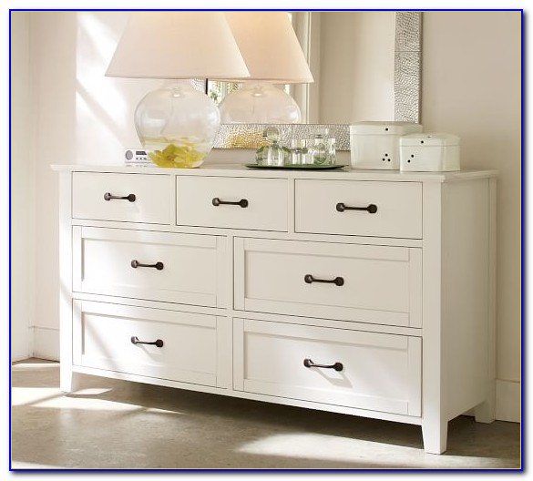 Pottery Barn Larkin Extra Wide Dresser