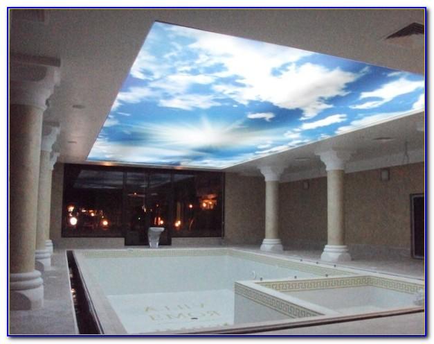 Pvc Stretch Ceiling Film China