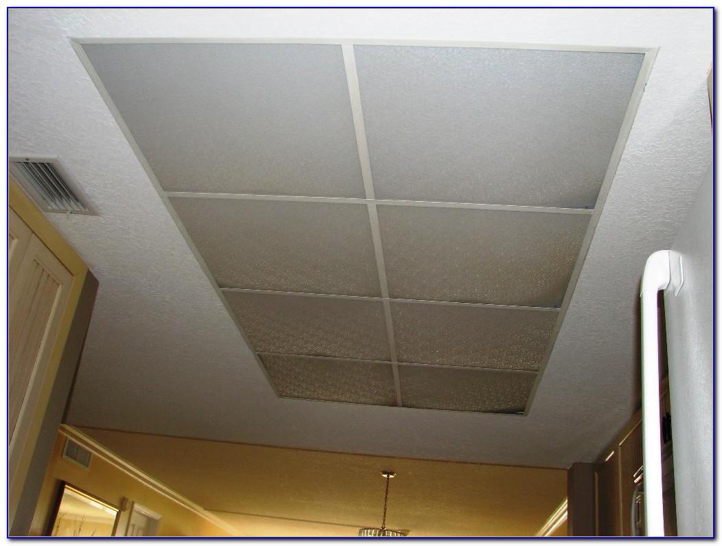 Recessed Lighting Drop Down Ceiling