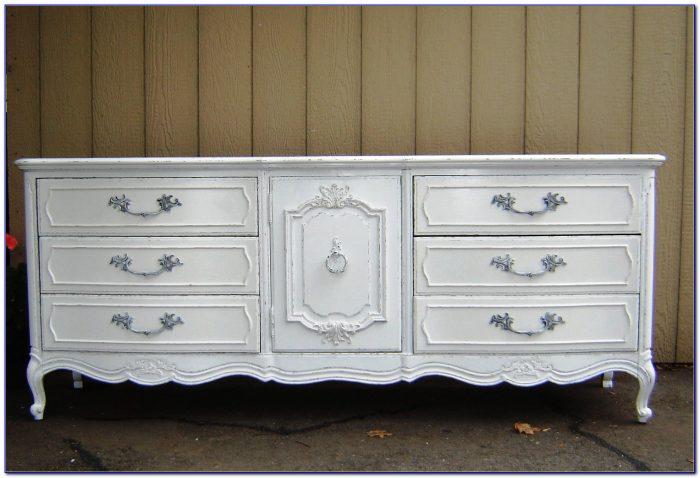 Shabby Chic White Dresser Target