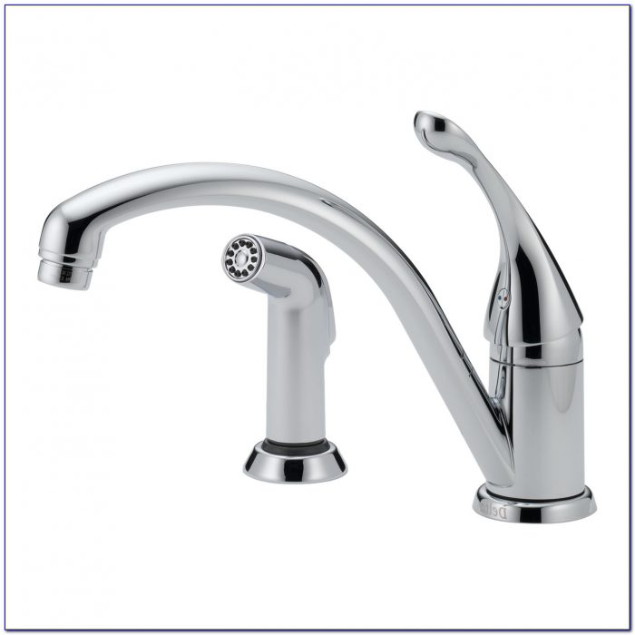 Single Handle Kitchen Faucet Leaking At Base