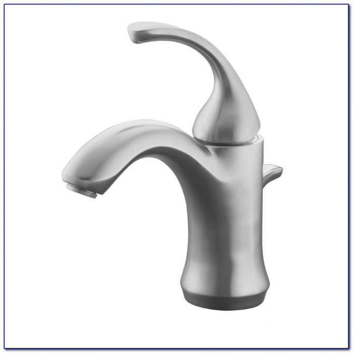 Single Handle Lavatory Faucet Installation