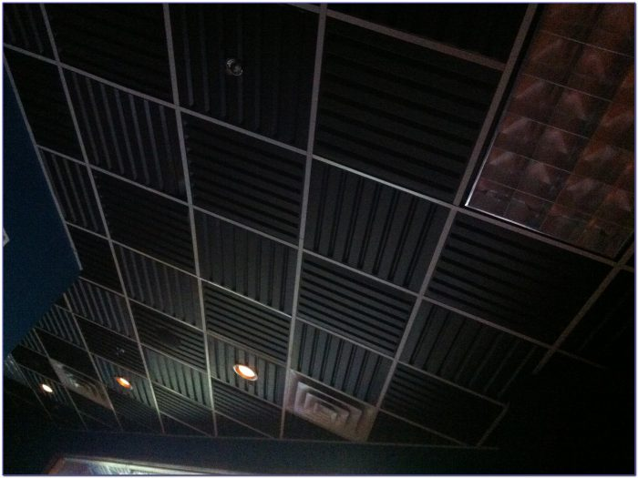 Sound Proof Insulation Ceiling Tiles
