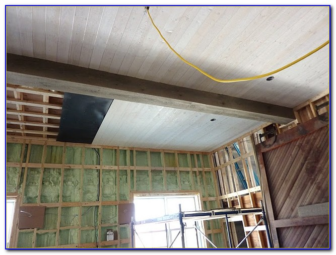 Soundproofing Insulation For Ceilings