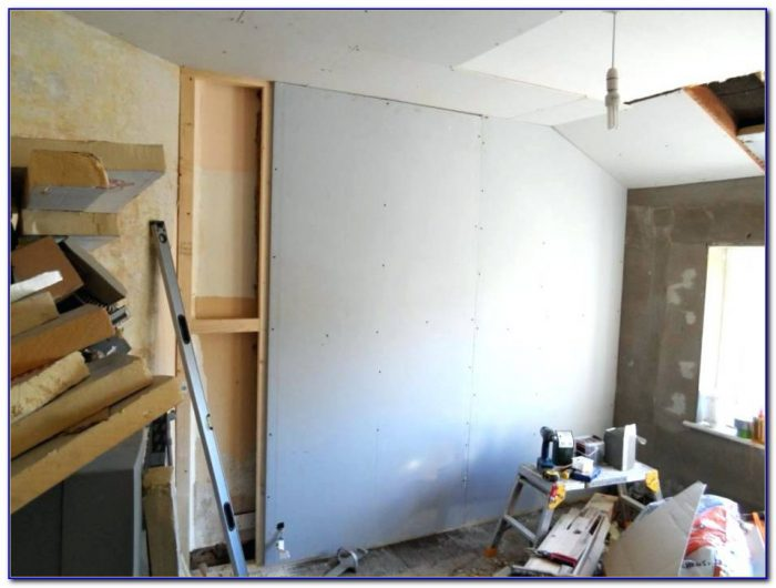 Soundproofing Pre Existing Ceiling