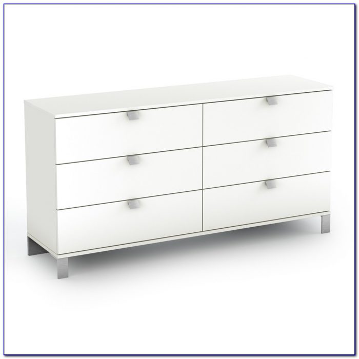 South Shore Versa 6 Drawer Dresser