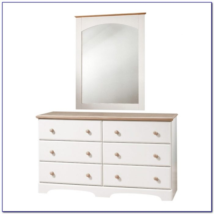 South Shore Vito 6 Drawer Dresser