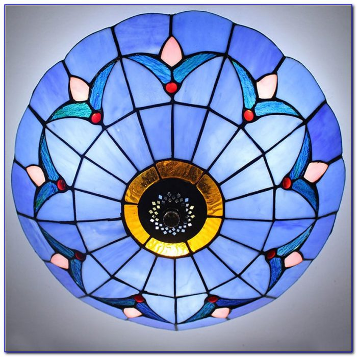 Stained Glass Lighting Fixtures