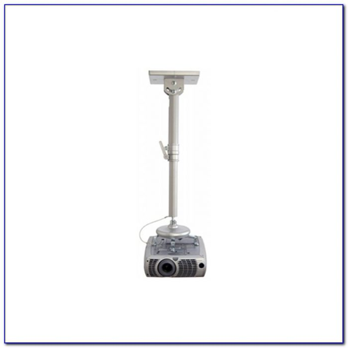Telescopic Projector Ceiling Mount Motorized