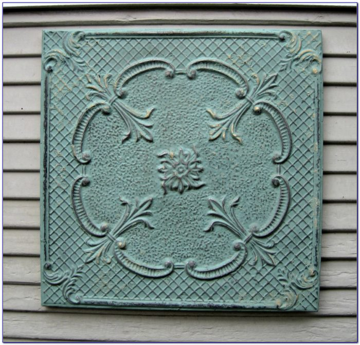 Tin Ceiling Tiles Antique