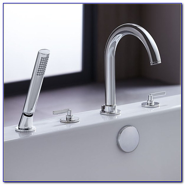 Types Of Bathtub Faucets