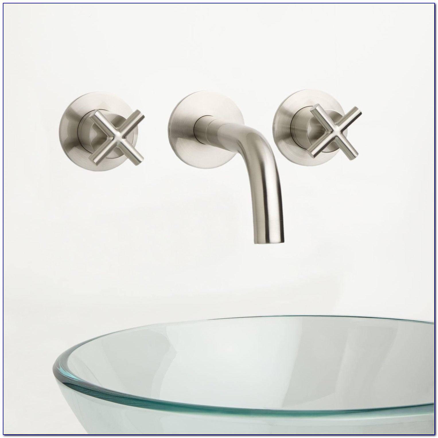 Wall Mount Faucet Height For Vessel Sink Wall Mount Faucet Height For Vessel Sink Exira Wall Mount Bathroom Faucet Cross Handles Bathroom 1500 X 1500