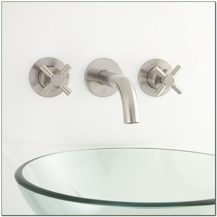 Wall Mount Bathtub Faucets