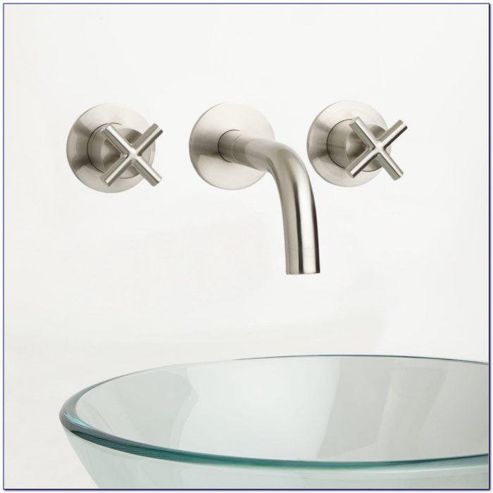 Wall Mounted Bathroom Sink Fixtures