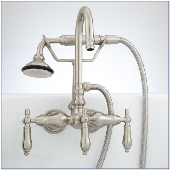 Wall Mounted Bathtub Faucets Canada