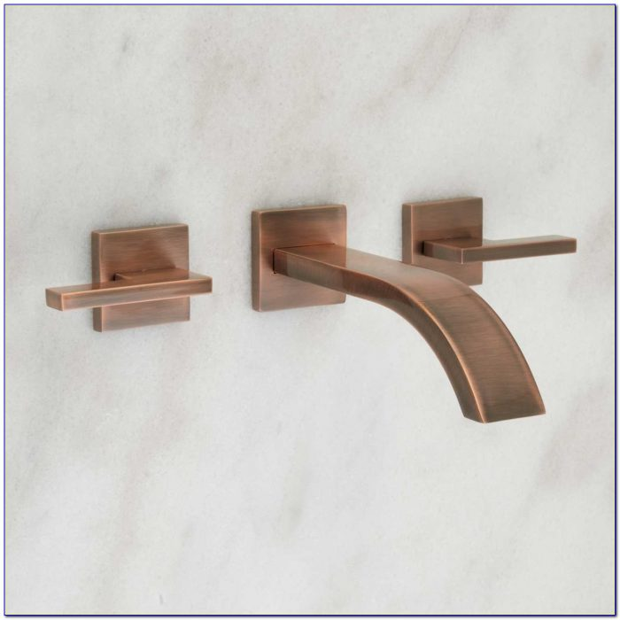 Wall Mounted Sink Faucet Height