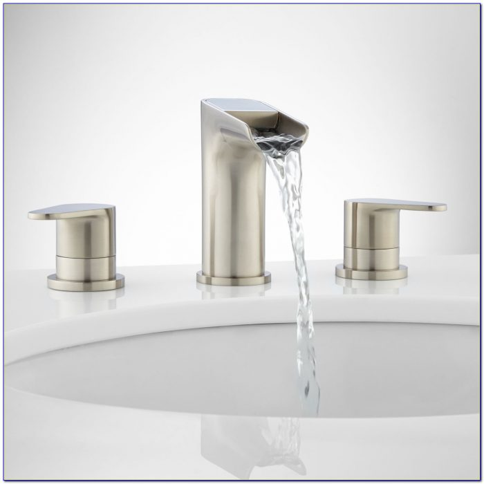 Waterfall Faucet For Roman Tub