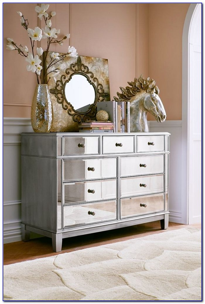 Ways To Decorate A Dresser