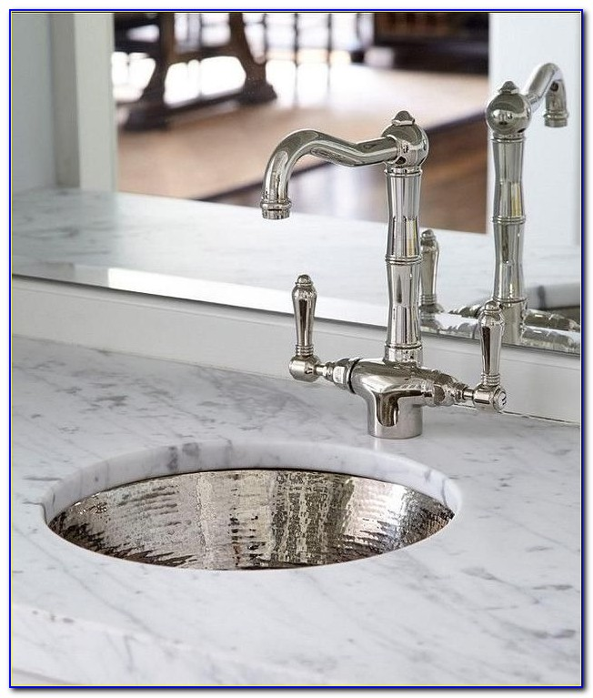 Wet Bar Sink And Faucet Combo