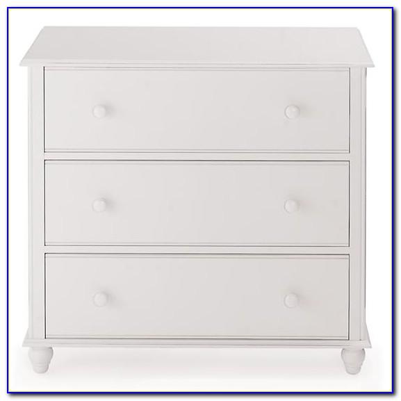 White 3 Drawer Dresser Ikea
