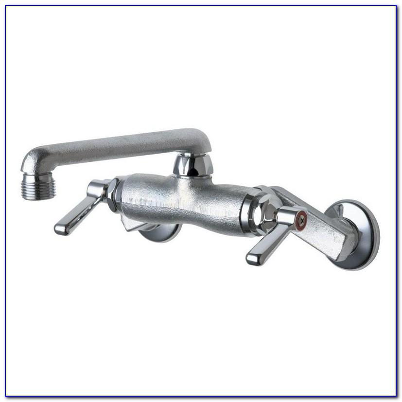Whitehaus Wall Mount Utility Faucet