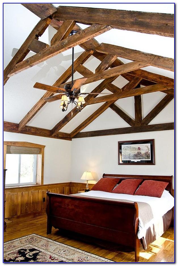 Wood Beams Cathedral Ceilings
