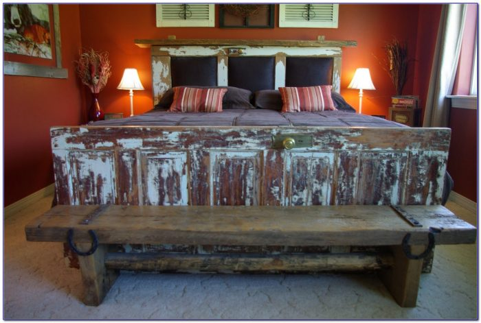 Antique Wooden Headboards And Footboards