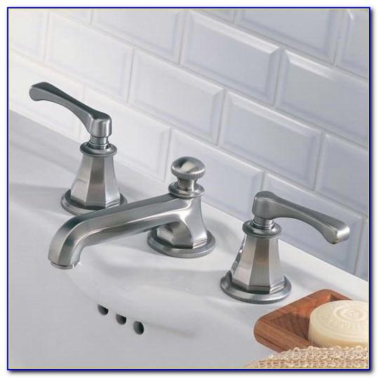 Art Deco Bathroom Faucet Styles