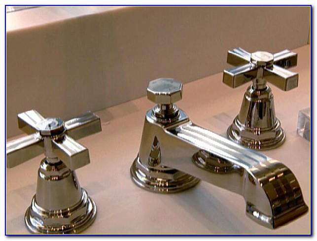 Art Deco Bathroom Faucets