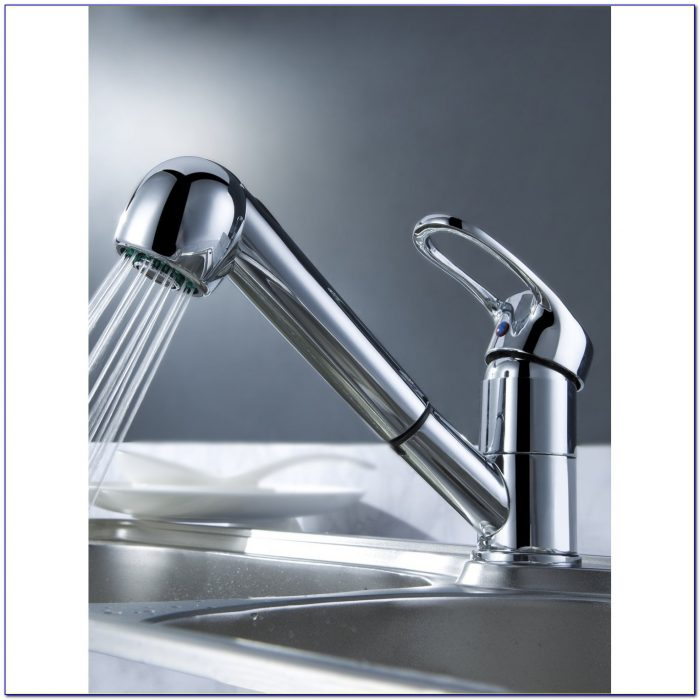 Bathroom Faucet Pull Out Spout